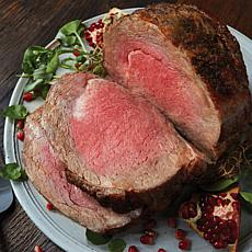 KC Steak Co 4lb Boneless Prime Rib Roast w/Seasoning - Future Delivery