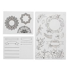 Kelly Creates Fun Flourishes Stamp Set