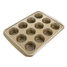 Kenmore Elite 12 Cup Nonstick Carbon Steel Muffin Pan