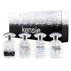 Kensie Coffret Eau de Parfum Collection 4-pack