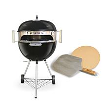 KettlePizza Deluxe USA Wood-fired Pizza Oven Kit