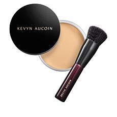 Kevyn Aucoin Light FB 03 Foundation Balm with Brush