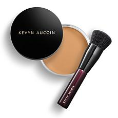 Kevyn Aucoin Medium FB 07 Foundation Balm with Brush