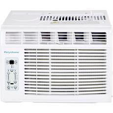 Keystone 6k BTU Window-Mounted Air Conditioner w/ Remote Control