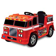 Kid Motorz Fire Engine 6V One Seater Ride-On Vehicle