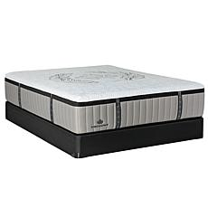 Kingsdown Crown Imperial Mantle Hybrid Plush Mattress Set - Queen