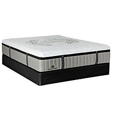 Kingsdown Crown Imperial Sceptre Hybrid Plush Mattress Set - Queen
