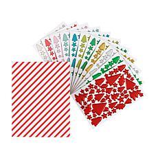 Kingston Crafts Holiday Chipboard Folio