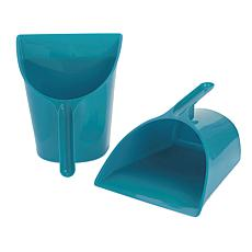 Kitchen HQ 2-pack 2.1-Quart Kitchen Scoops