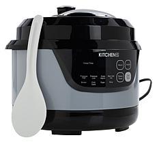 Kitchen HQ 2-Quart Digital Pressure Cooker