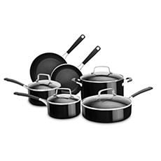 KitchenAid® Aluminum Nonstick 10-piece Cookware Set
