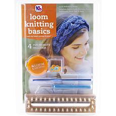 Knitting Board Loom Knitting Basics Kit