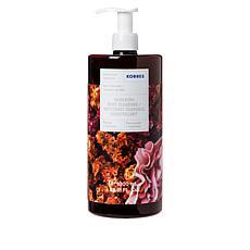 Korres 1-Liter Sea Lavender Renewing Body Cleanser