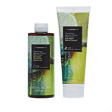 Korres Guava Citrus Body Butter & Shower Gel Set