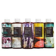 Korres Hydrating 5-pack Jumbo Shower Gels