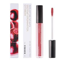 Korres Morello Voluminous Lip Gloss - Blushed Pink