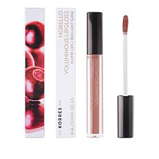 Korres Morello Voluminous Lip Gloss - Bronze Nude