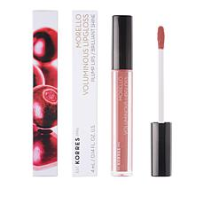 Korres Morello Voluminous Lip Gloss - Honey Nude