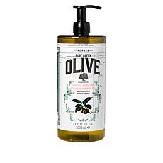 Korres Olive Oil and Golden Apple Shower Gel - 1 Liter