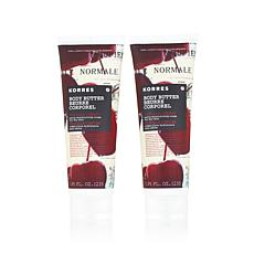Korres Vanilla Cherry Body Butter Duo