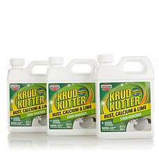Krud Kutter 3-pack Rust, Calcium and Lime Stain Remover