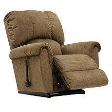 La-Z-Boy Conner Manual Rocker Recliner with I-Clean Fabric