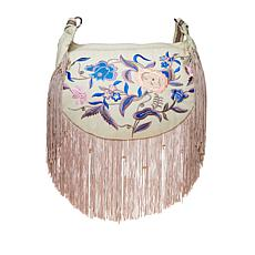 LaBellum by Hillary Scott Embroidered Handbag