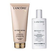 Lancôme Bienfait UV 50+ & Nutrix Lotion Summer Body Duo