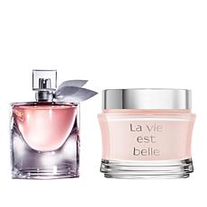 Lancome La Vie Est Belle Body Cream and EDP Duo