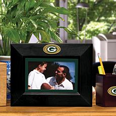 Landscape Black Picture Frame - Green Bay Packers, NFL