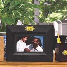 Landscape Black Picture Frame - Iowa, College