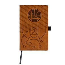 Laser Engraved NBA Notepad - Golden State Warriors