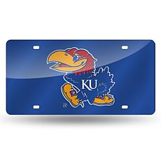 Laser Tag License Plate - University of Kansas (Royal Blue)