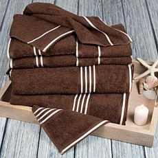 Lavish Home Rio Ultra Soft 8-piece Towel Set
