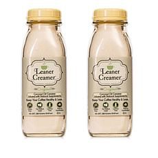 Leaner Creamer Original Flavor Powdered Coffee Creamer 2-pack