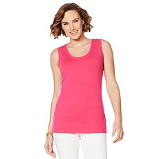 Lemon Way Cotton Blend Two-Pack Tank Set