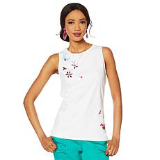 Lemon Way Perfect Pima Butterfly Tank
