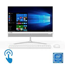 "Lenovo 23"" HD Touch Intel, 1TB All-in-One Desktop PC"