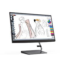 "Lenovo Q24h-10 23.8"" WQHD Gaming Monitor"