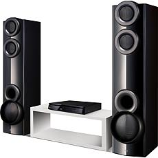 LG 3D-Capable 1000W 4.2ch Blu-ray Disc Home Theater System