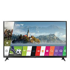 "LG 49"" 4K Ultra HD Smart LED TV with webOS 3.5"