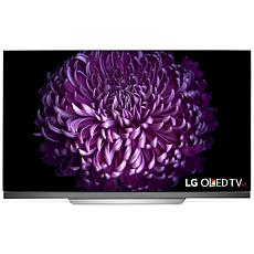 "LG 55"" 4K Ultra HD OLED Smart TV with webOS 3.5"