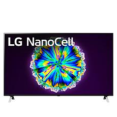 "LG 55"" Nanocell 85 Series LED 4K UHD Smart TV with Voice Remote"