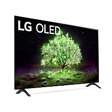 """LG A1 55"""" Class 4K Smart OLED TV with ThinQ AI"""