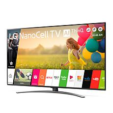 "LG SM8100 65"" NanoCell 4K UHD Smart TV w/Voice Control, HDR & Voucher"