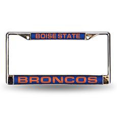 License Plate Frame - Boise State University