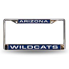 License Plate Frame - University of Arizona