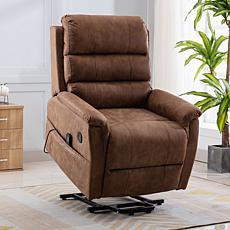 Lifesmart Dual Motor Power Lift Chair Recliner