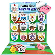 Lil Advents Potty Time ADVENTures Potty Training Game - Farm Animals