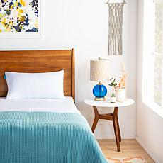 Linenspa Essentials Gel Encased Shredded Memory Foam Pillow - King